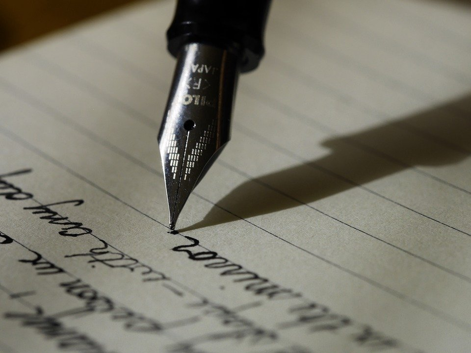 Pen: The mightiest tool you can find for every poet and writer.