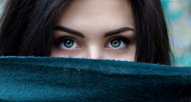 Quotes about her eyes are cute.
