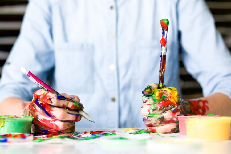 Every painter yearns to say things with color through their art.
