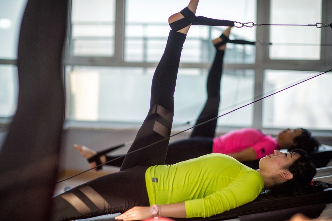 Flexibility quotes and Pilates quotes which may motivate you to visit a Pilates studio for a class.