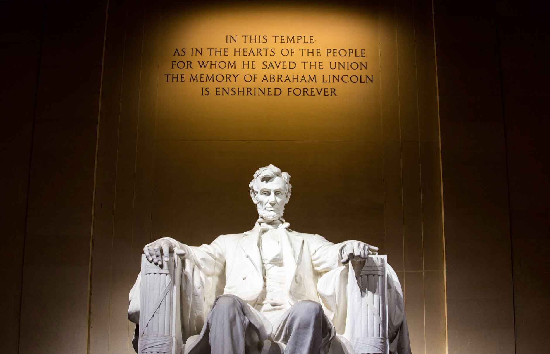 Abraham Lincoln was a key part of the Civil War