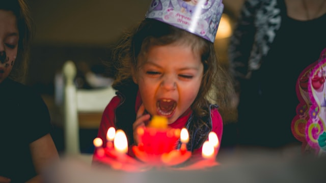 There are many different ways to plan a two-year-old's birthday party, from simple to extravagant.