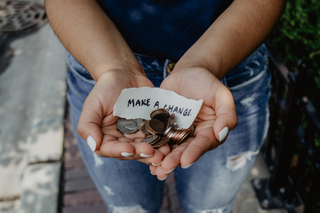 Fundraising or doing something for your community is among the best forms of charity.