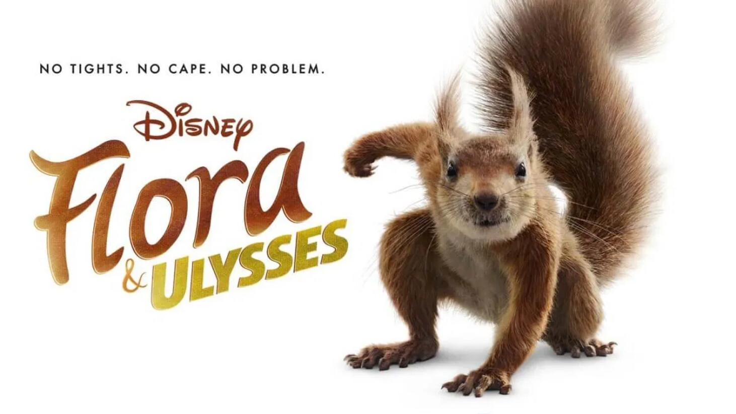 Disney's new feature film unites a 10-year-old girl and a magical squirrel for nutty adventures.