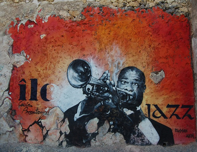 Louis Armstrong's passion for the trumpet.