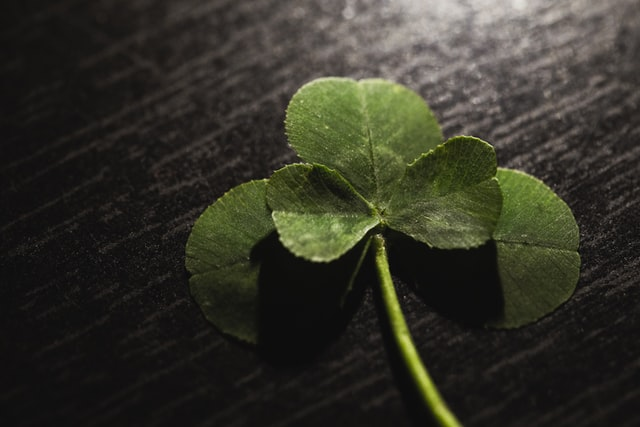 When you get what you affirm, it becomes good luck. It is simply a matter of manifestation.