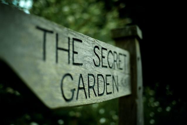 (uthor Frances Hodgson Burnett, quotes are fun in 'The Secret Garden'.