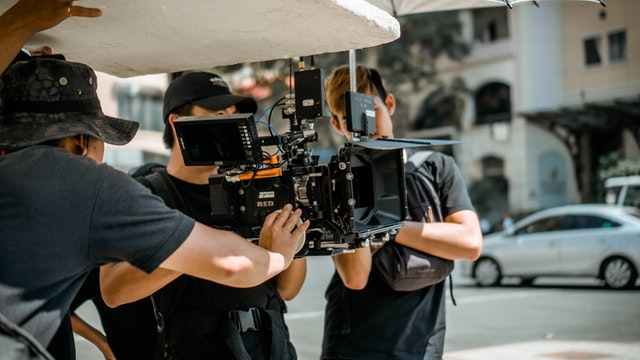 The cameramen were a crucial part of capturing the incredible stunts in the 'Rush Hour' series.