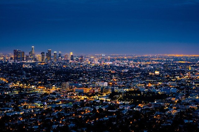 Los Angeles was where most of the movie Rush Hour was filmed.