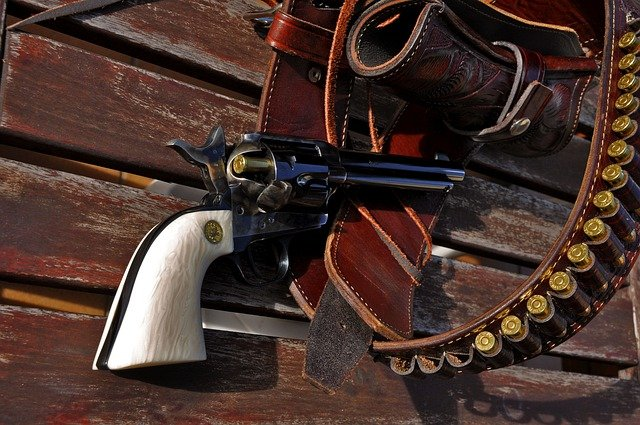The film 'Rooster Cogburn' was a typical western action film with guns, horses, and the wild west.
