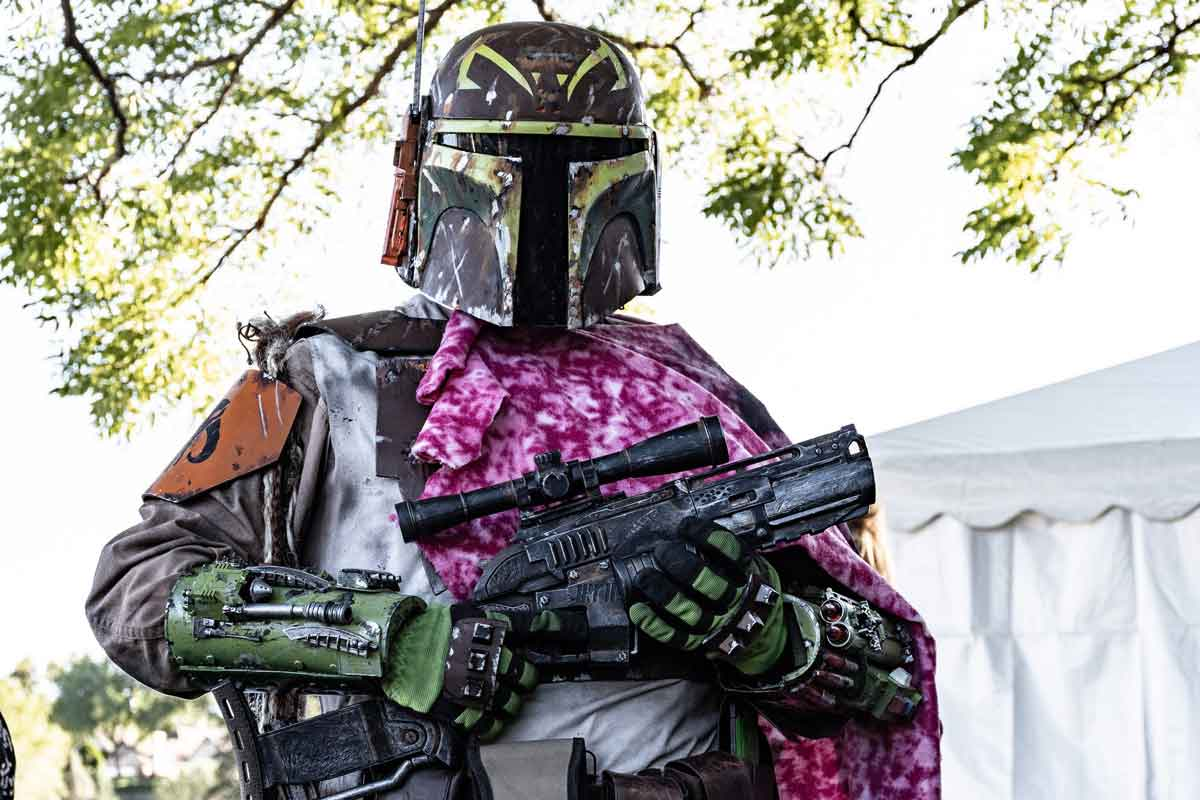 Boba is a fictional character in the 'Star Wars' franchise.