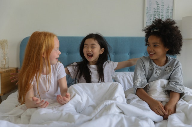 Sleepovers can be an awesome way for kids to gain independence and have fun with friends.