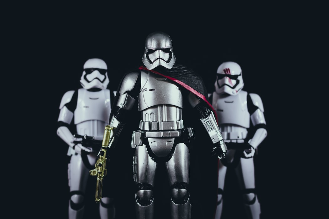 Stormtrooper quotes for all 'Star Wars' soldiers.