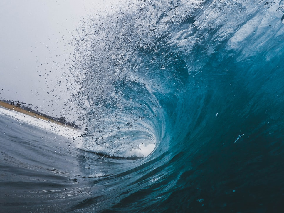 Ocean waves quotes are refreshing.
