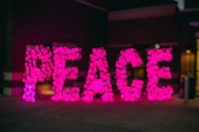 Every nation must focus on maintaining peace.