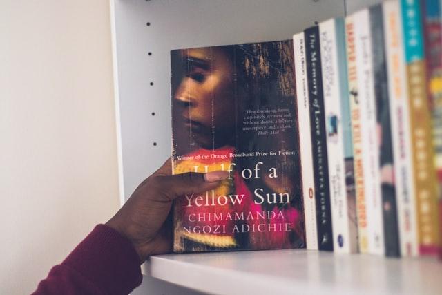 Chimamanda Adichie is a Nigerian writer and feminist powerhouse!
