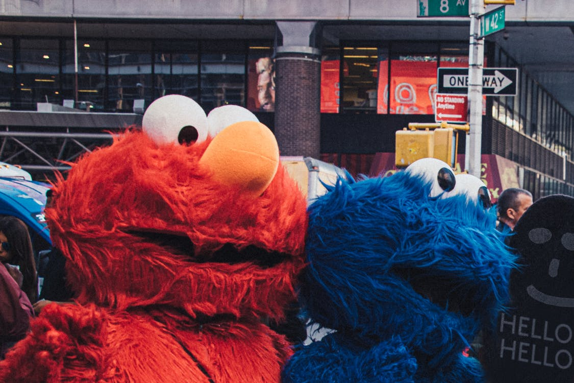 Best quotes from all the characters of Sesame street for both children and adults.