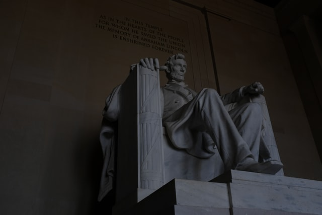 Harriet Beecher Stowe met with Abraham Lincoln.