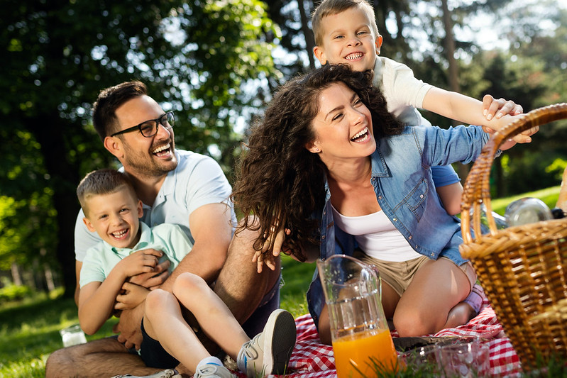 Plan the perfect Mother's Day picnic with our top tips.