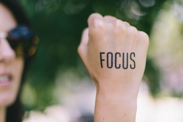 Inspirational quotes to help you stay focused.