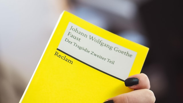 Quotes in 'Faust' have impacted contemporary dramatists of Goethe to a major extent