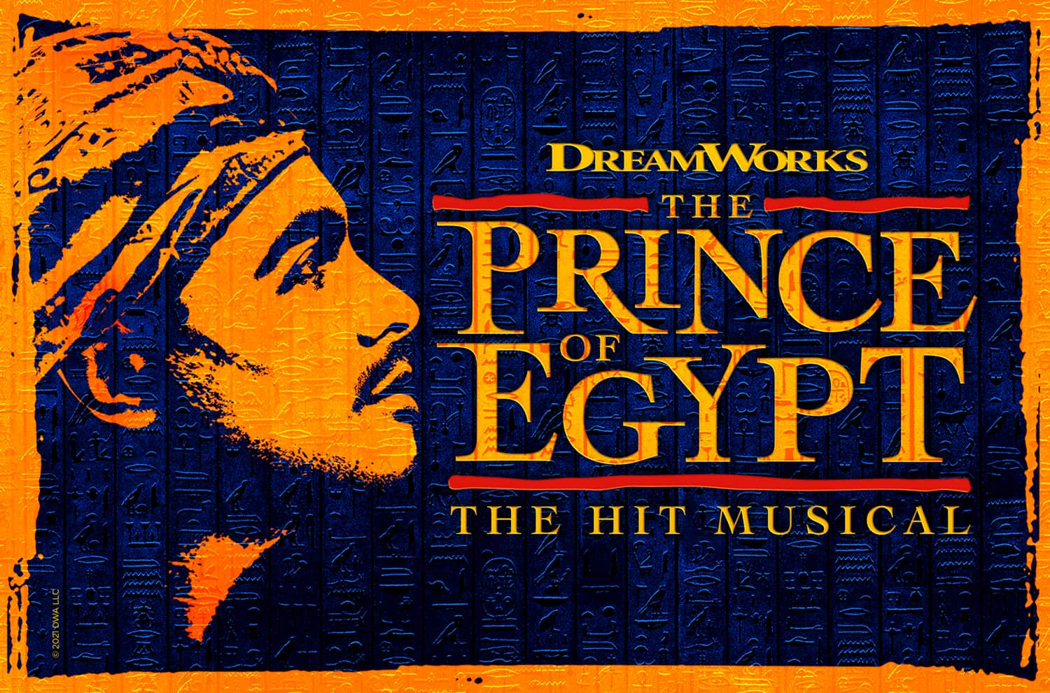 The Prince of Egypt is returning to London's Dominion Theatre.
