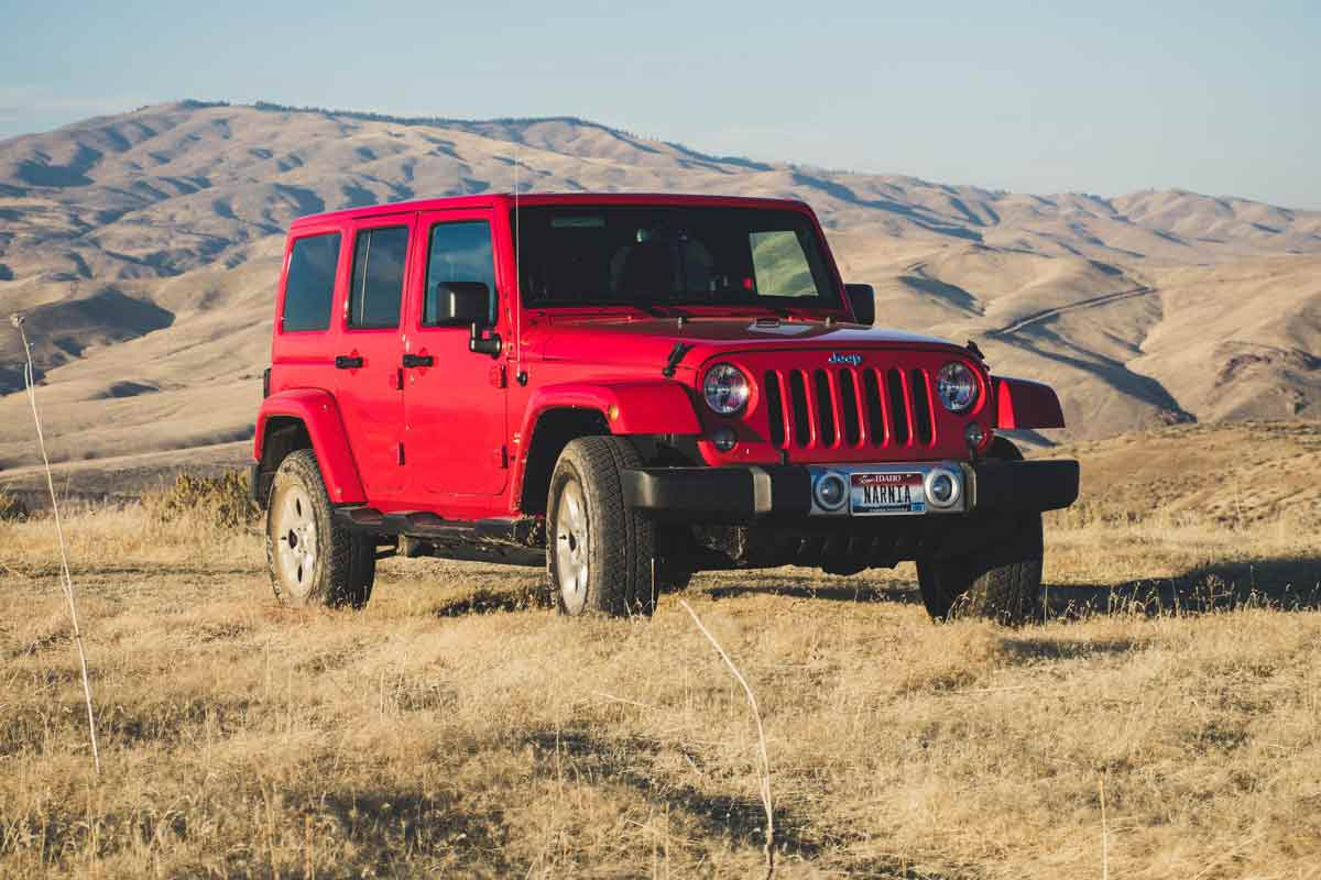 Great Jeep quotes to drive your passion