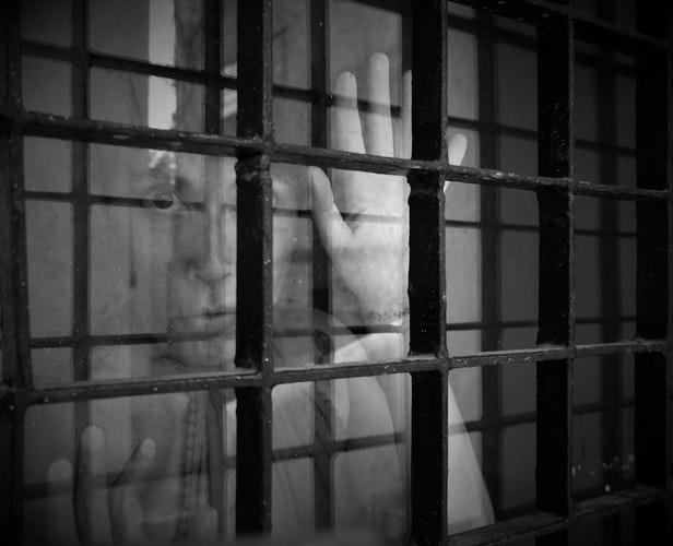The flesh-eating serial killer from 'Silence Of The Lambs' is horrifying.