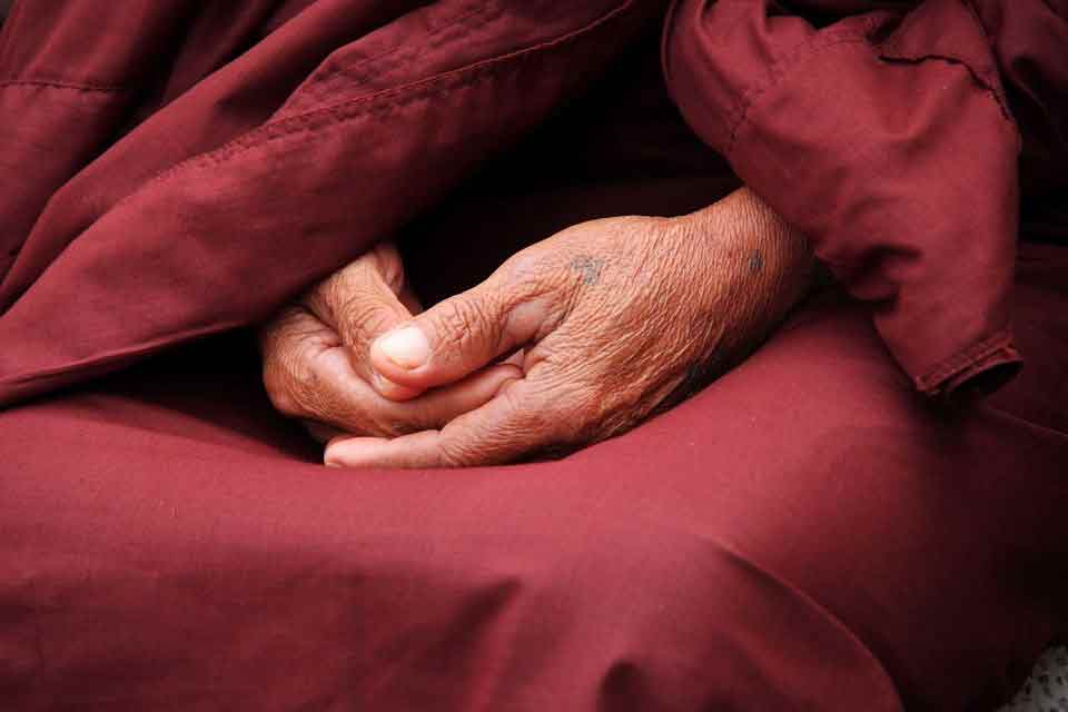 Find a quote on the relationship between the healer and the wounded or a Buddha quote about death here.