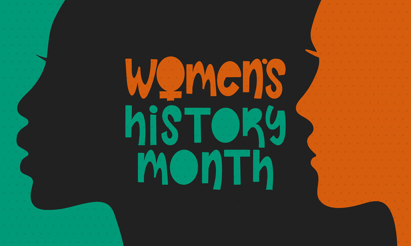 Womens history month each month is a celebration of historys most inspirational women.
