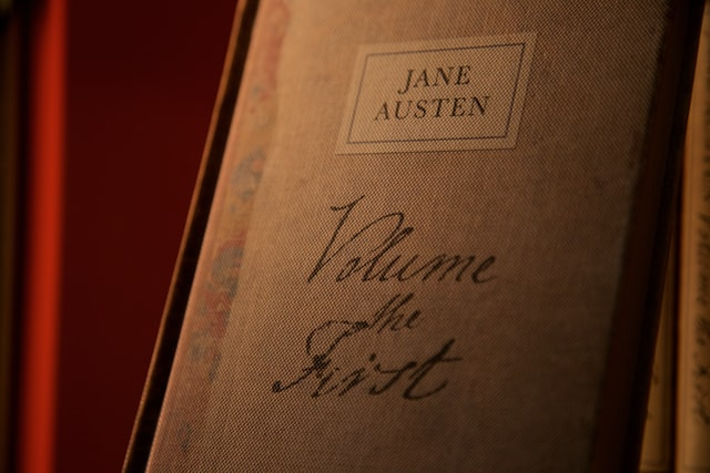 Quotes from Jane Austen will pierce your soul.