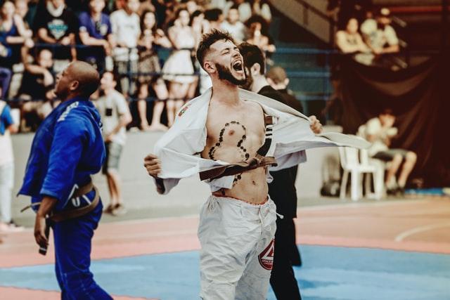 Jiu-jitsu quotes highlight the struggle behind the glory.