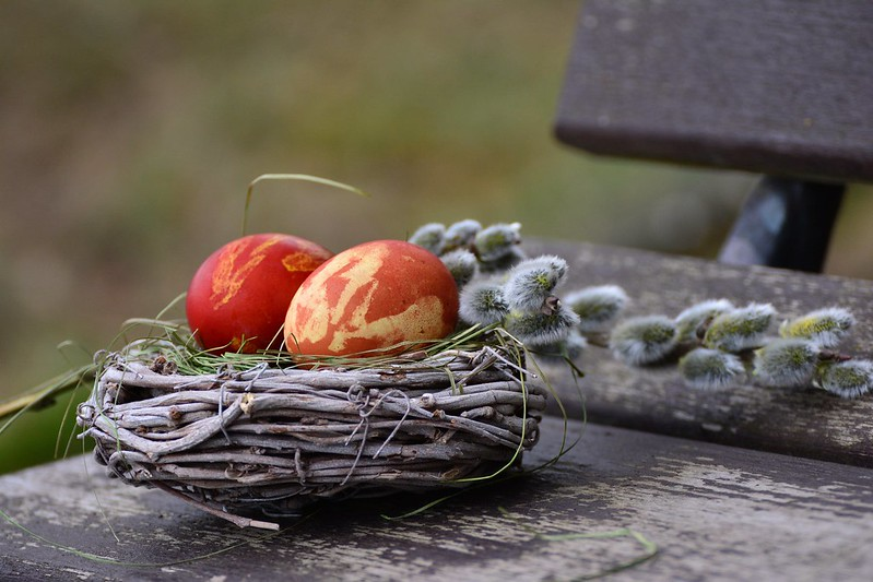 Easter holidays is a time of reflection, easter egg hunts and lots of family fun.