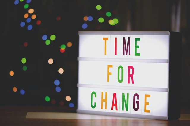 Inspirational quotes about creating change are important.