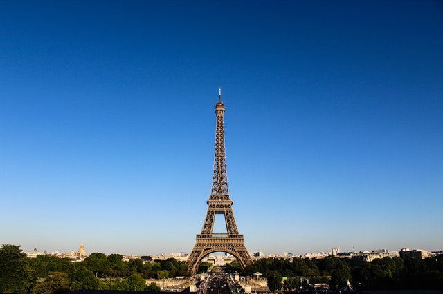 Eiffel Tower is one of the seven wonders of the world.