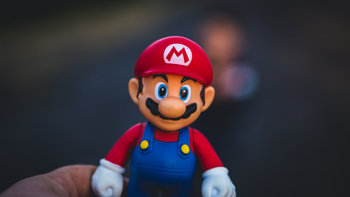 'Mario Bros' quotes take us way back to when we were little.
