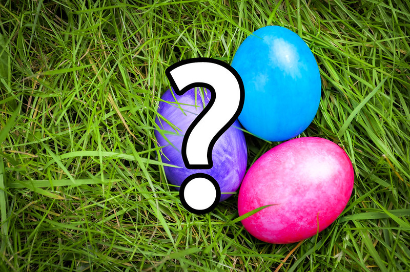 Test your knowledge on chocolate, eggs and the Easter bunny.