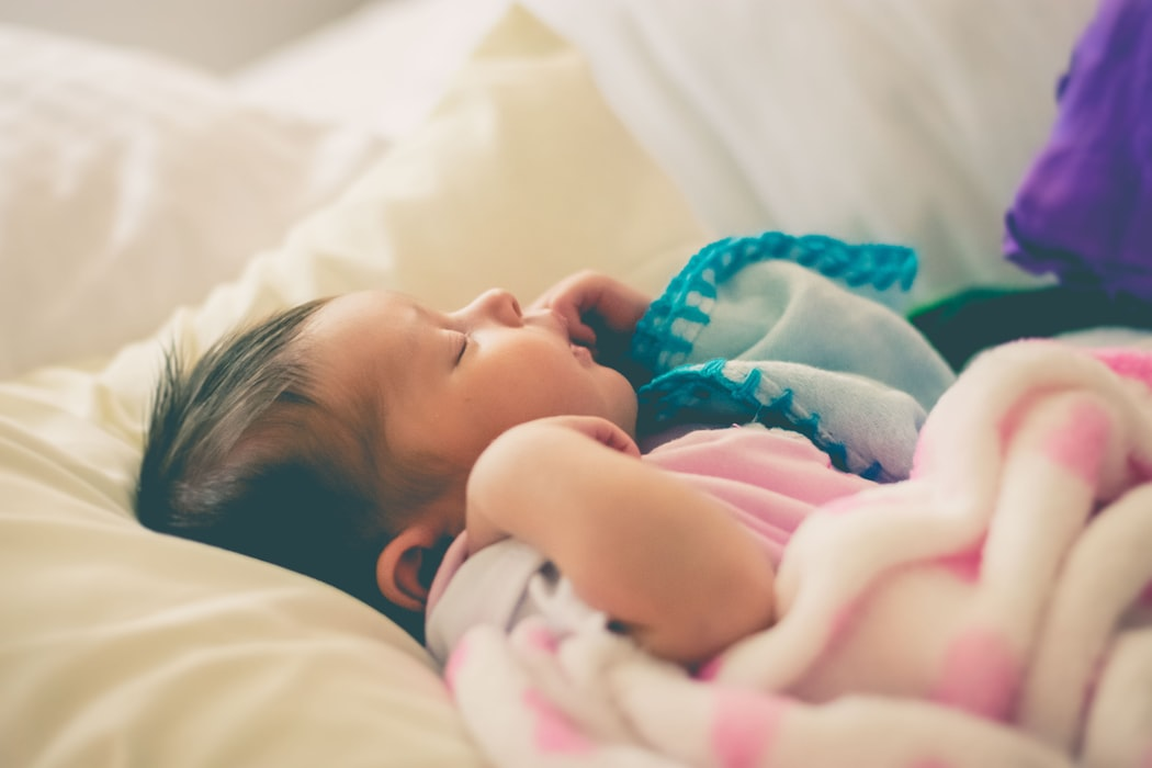 Your 5-month-old is still young: they don't need to be subject to a super strict sleep schedule.