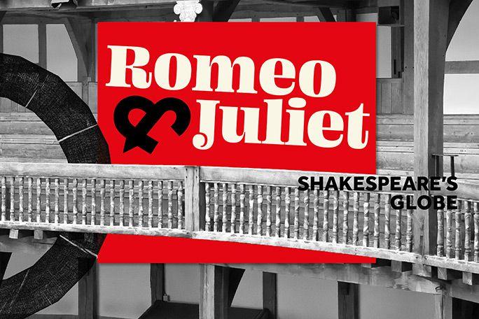 Romeo & Juliet at The Globe.