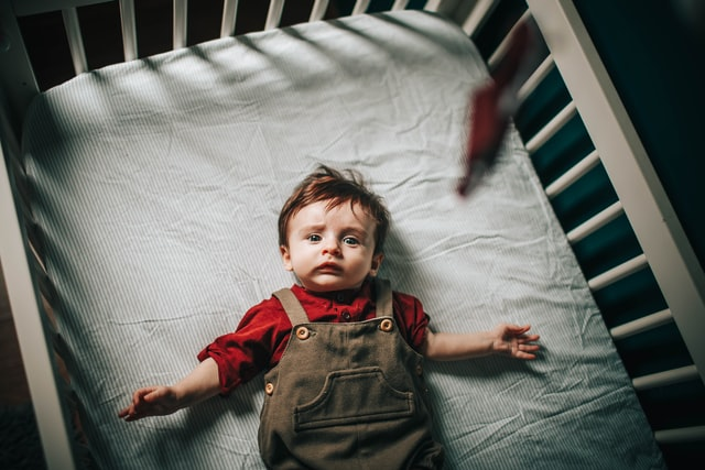 Sleep regression is a difficult but common experience for both babies and parents.