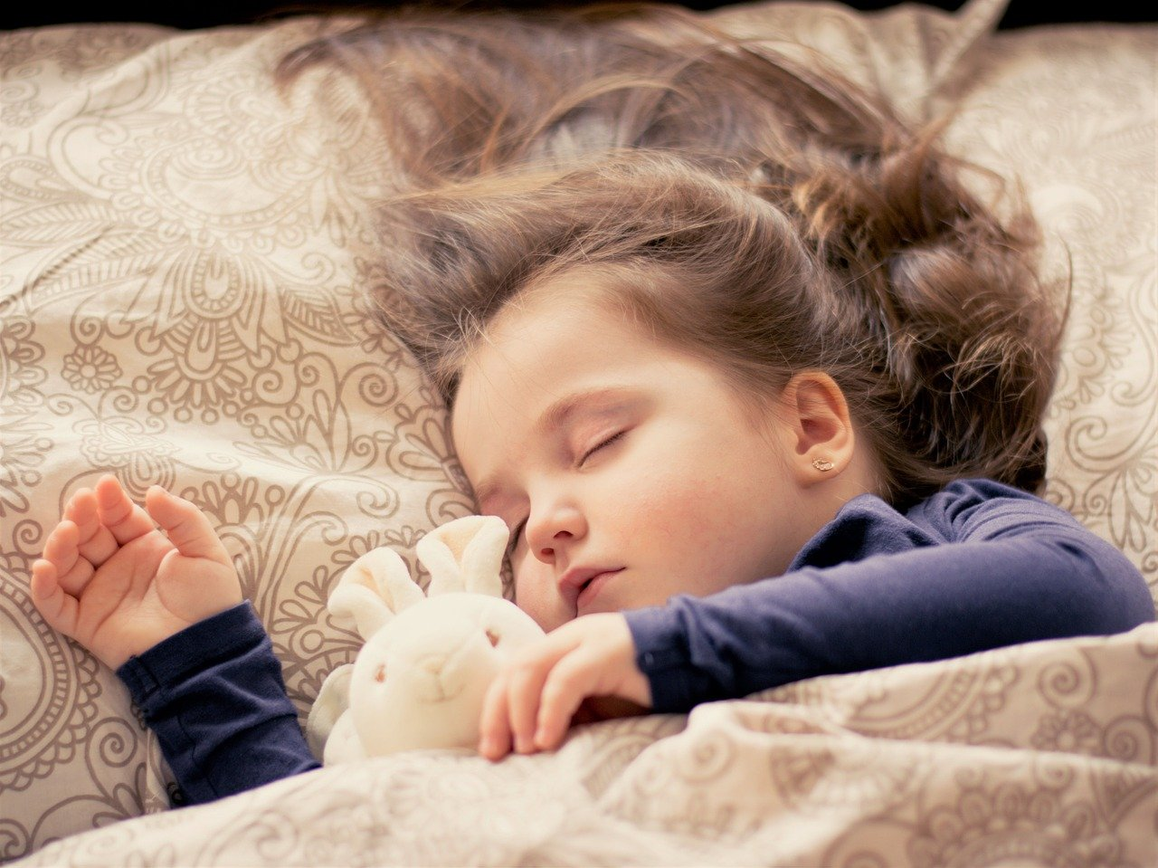 It's normal for your child's sleep pattern to be disrupted during a growth spurt.