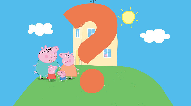 Where Exactly Does Peppa Pig Live?