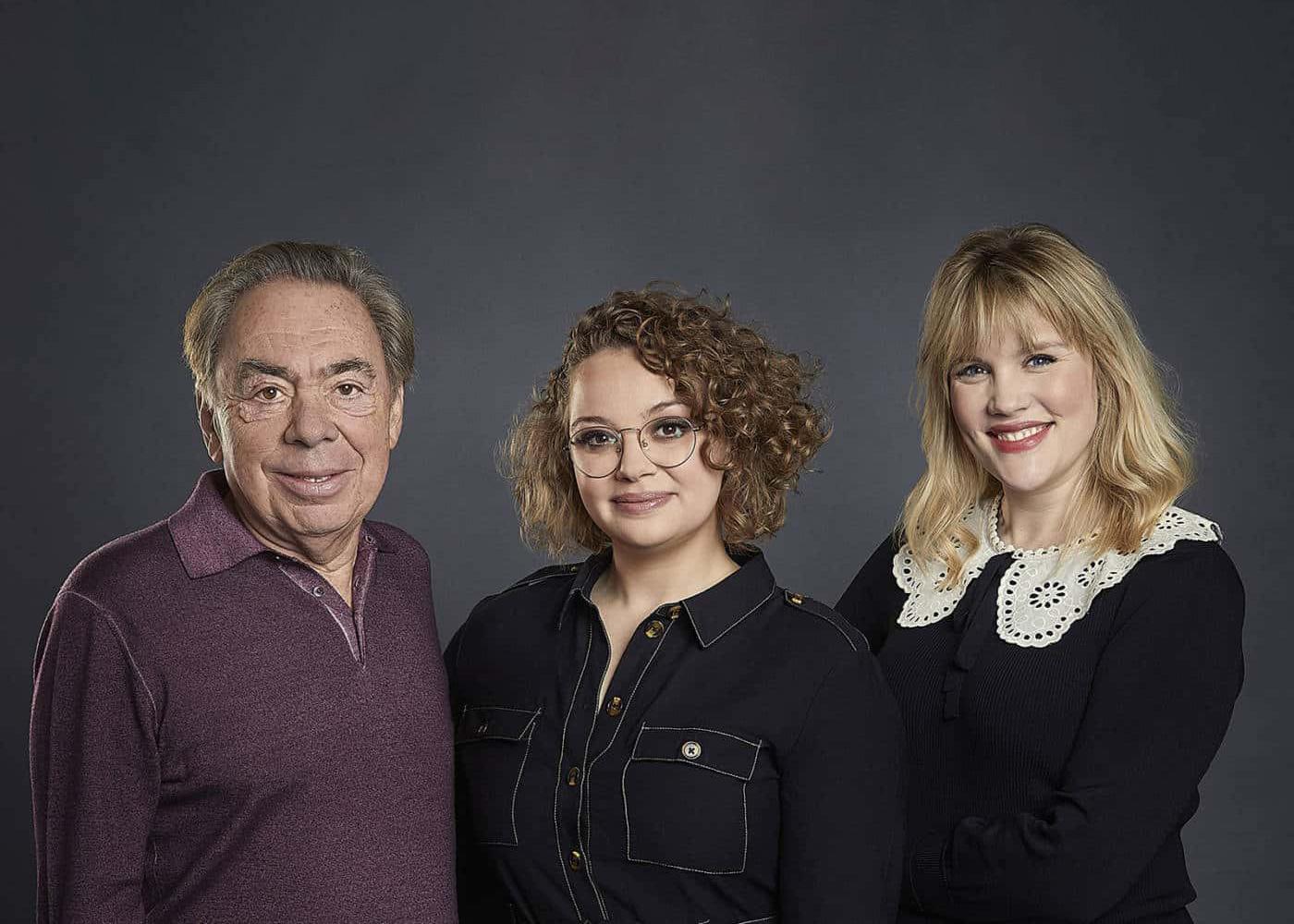 Cast of Andrew Lloyd Webber's Cinderella The Musical.