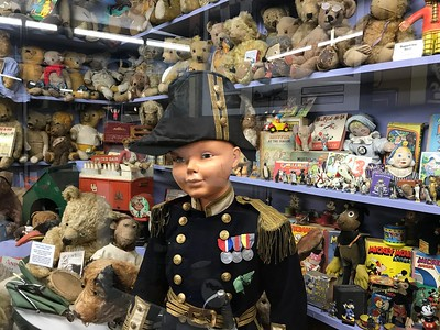 Children's Toy Museums are a fascinating experience for childrem.