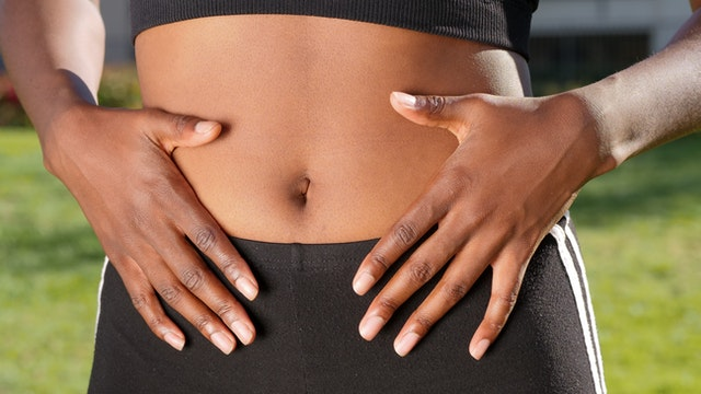 You can take a pregnancy test after implantation bleeding to work out if you are pregnant