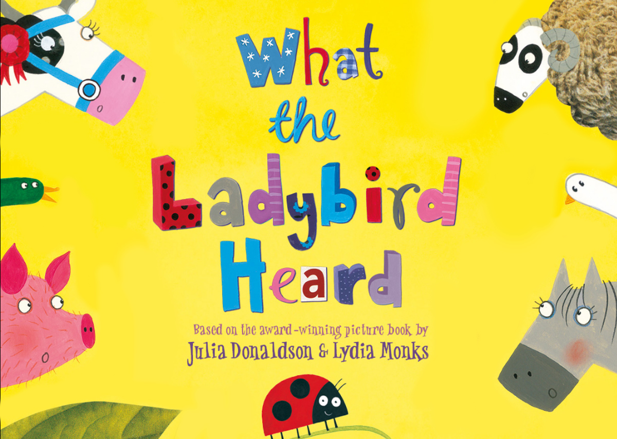 What the Ladybird Heard is showing at the Palace Theatre.