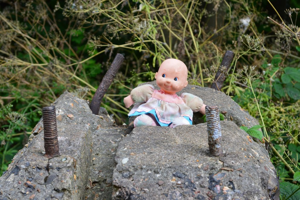 Baby Doll's are very popular among children and they love to play with them.