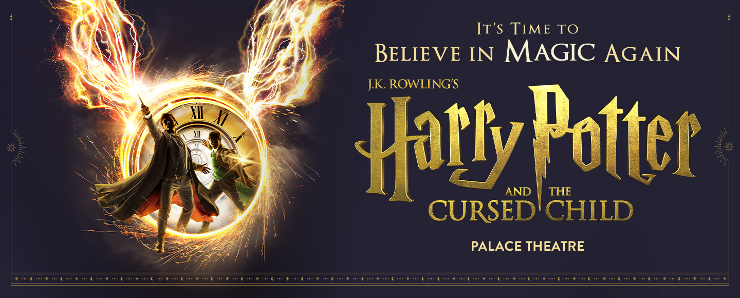 Harry Potter and the Cursed Child is back on the West End.