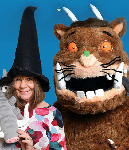 Book your tickets to The Gruffalo, The Witch and The Warthog.