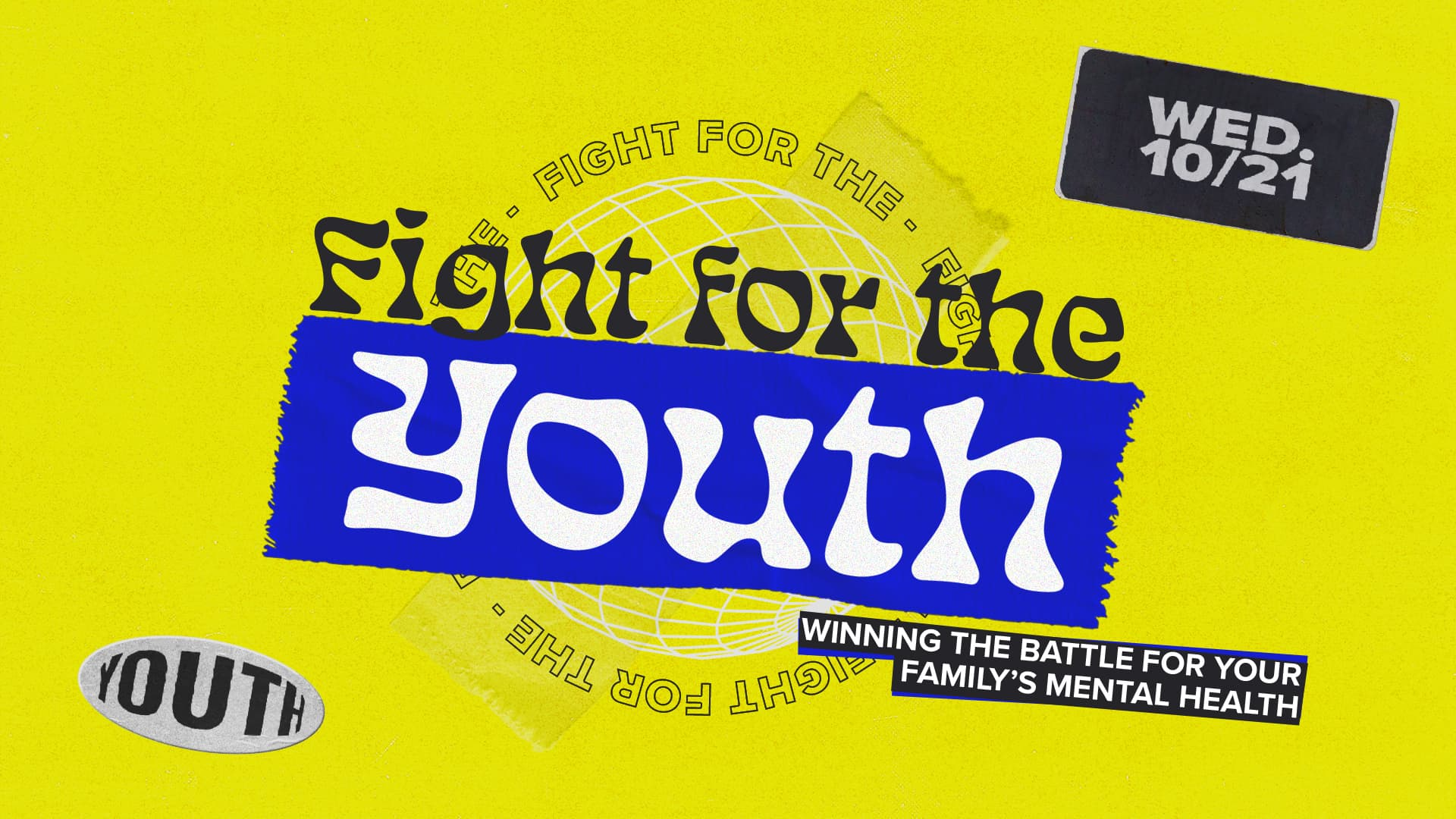 Fight For The Youth